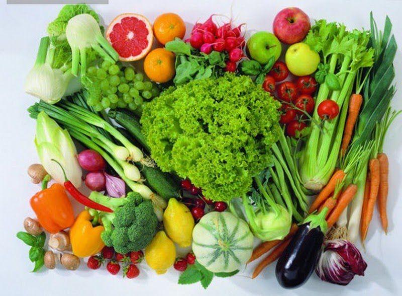 Rau xanh là thực phẩm rất tốt cho sức khỏe