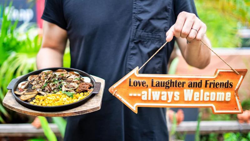 ANs - Vegetarian Cuisines
