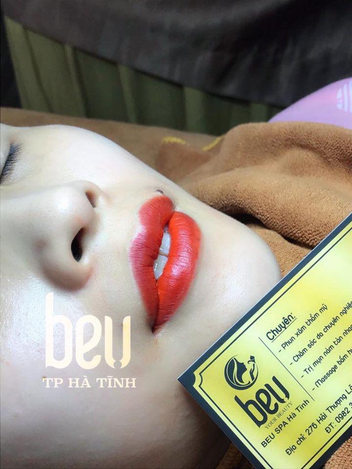 BeU spa TP Hà Tĩnh