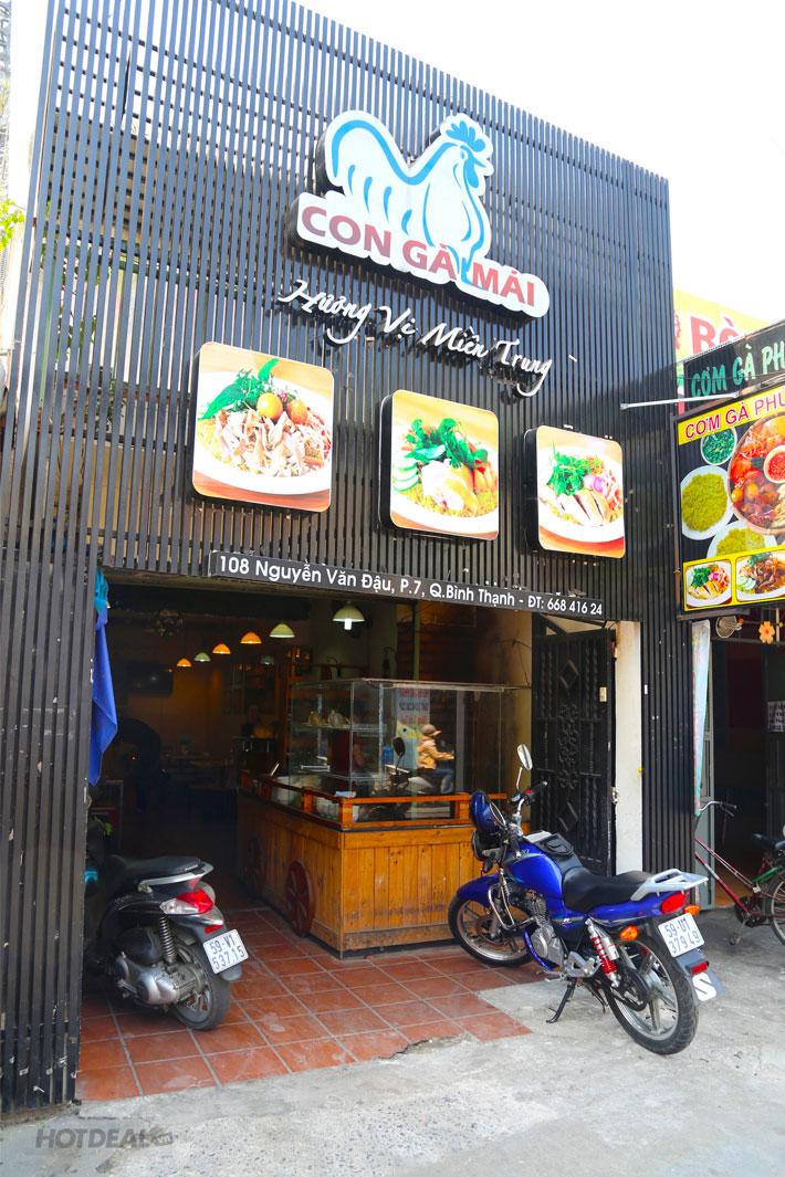 Con Gà Mái - Cơm Gà Phú Yên