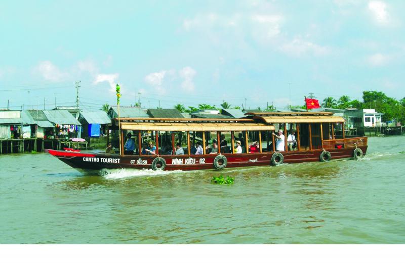 Công Ty Du Lịch Sự Kiện & Thám Hiểm Mekong Cần Thơ