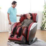Công nghệ hiện đại là điều không thể thiếu trên ghế mát xa
