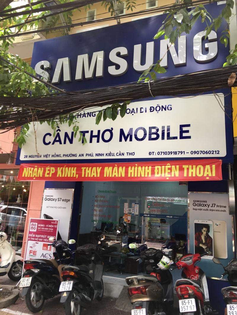 Cửa hàng Cần Thơ Mobile
