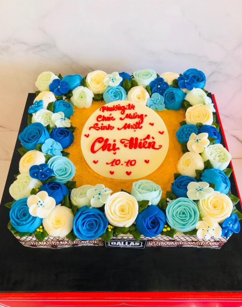 Dallas Cakes