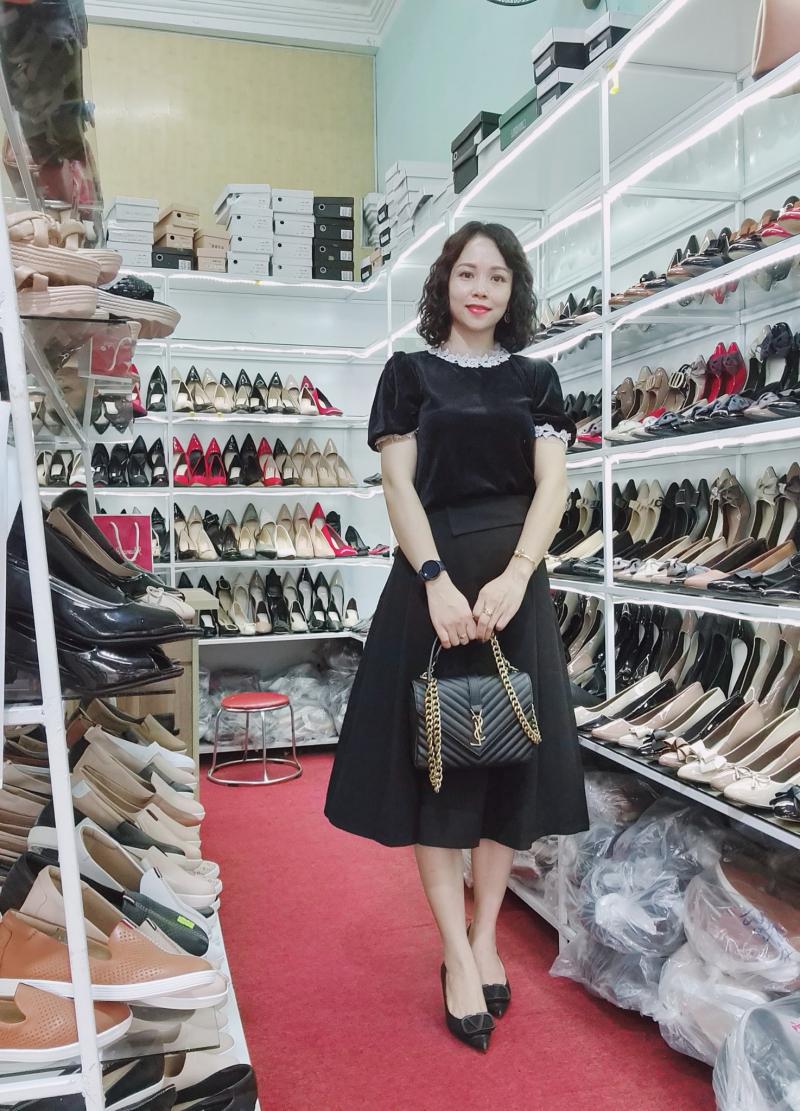 Giày Hà An