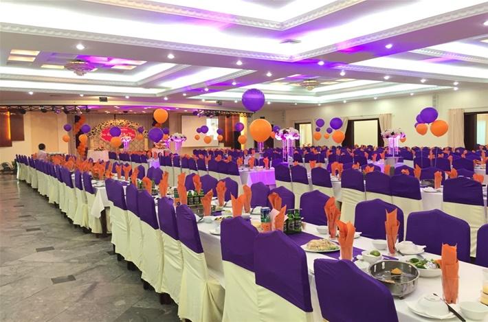 Hệ thống nhà hàng tổ chức tiệc cưới Kim Liên