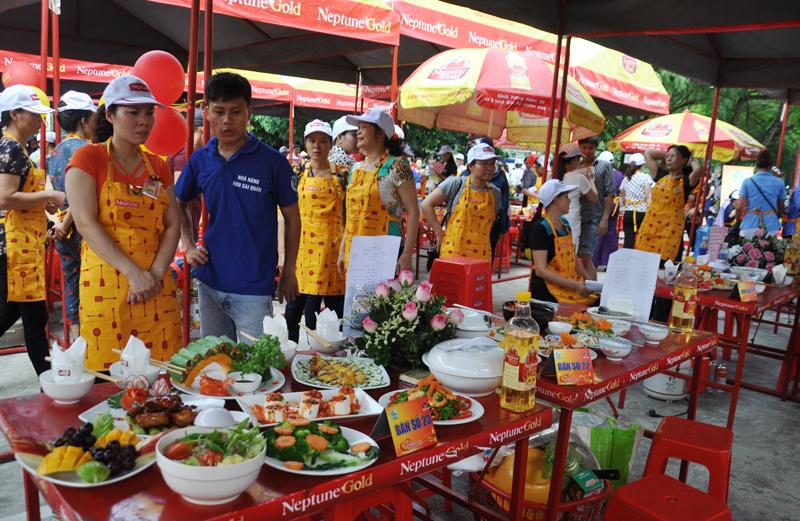 Hội thi nấu ăn