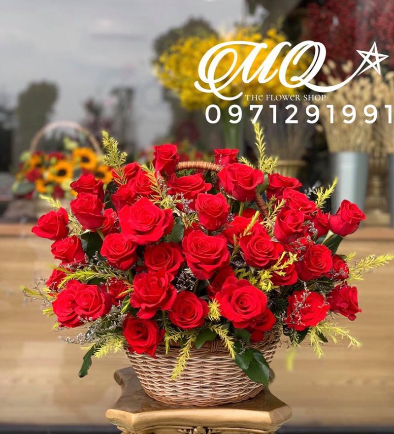 MQ Flower Shop - Tiệm Hoa Tươi