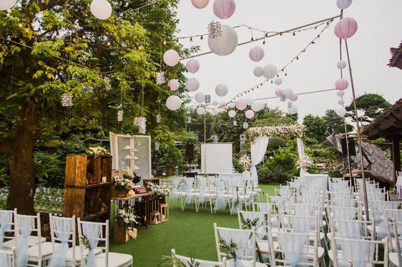 Nhà hàng tiệc cưới Softwater