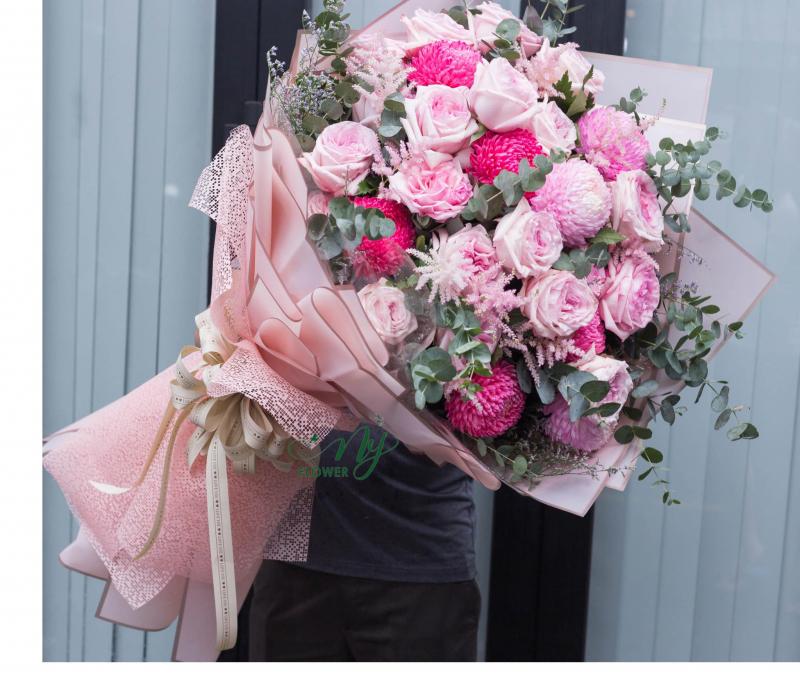 Nỳ Flower - Người Yêu Hoa