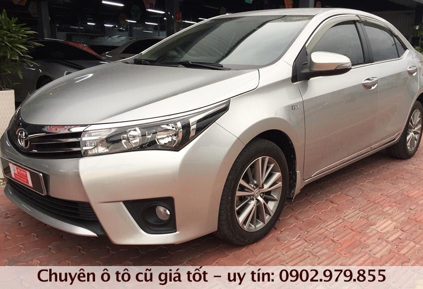 Toyota Altis được xem là biển tượng của sự sang trọng và bền bỉ