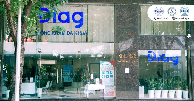 Trung tâm xét nghiệm và chẩn đoán y khoa Medical Diag Center