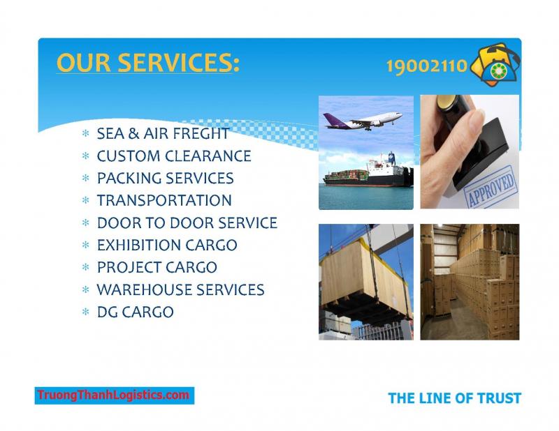 Trường Thành Logistics