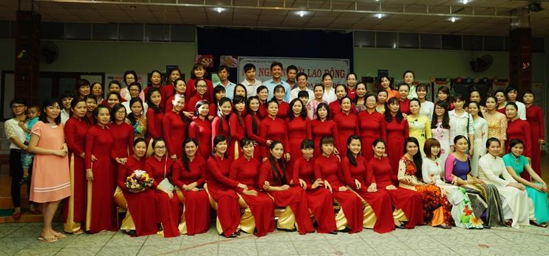 Trường mầm non Hoa Hồng Đỏ