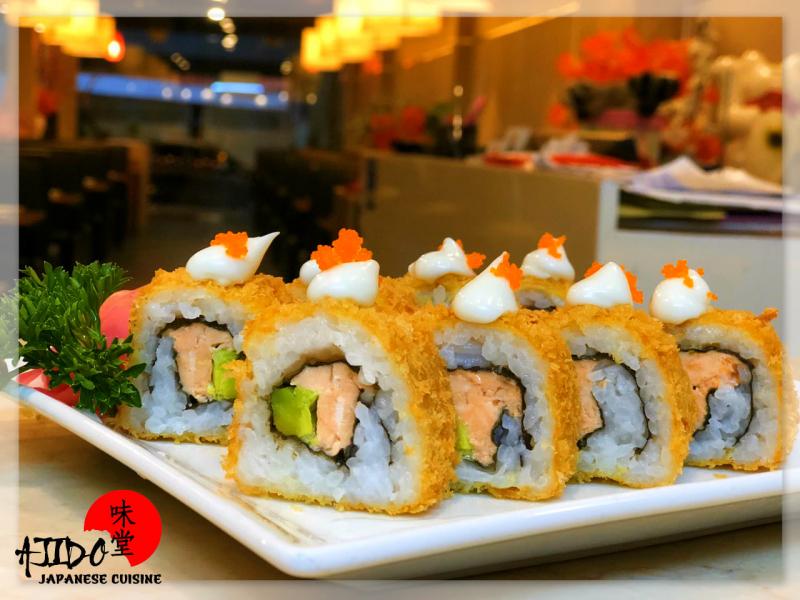 Ẩm thực Nhật Bản AjiDo