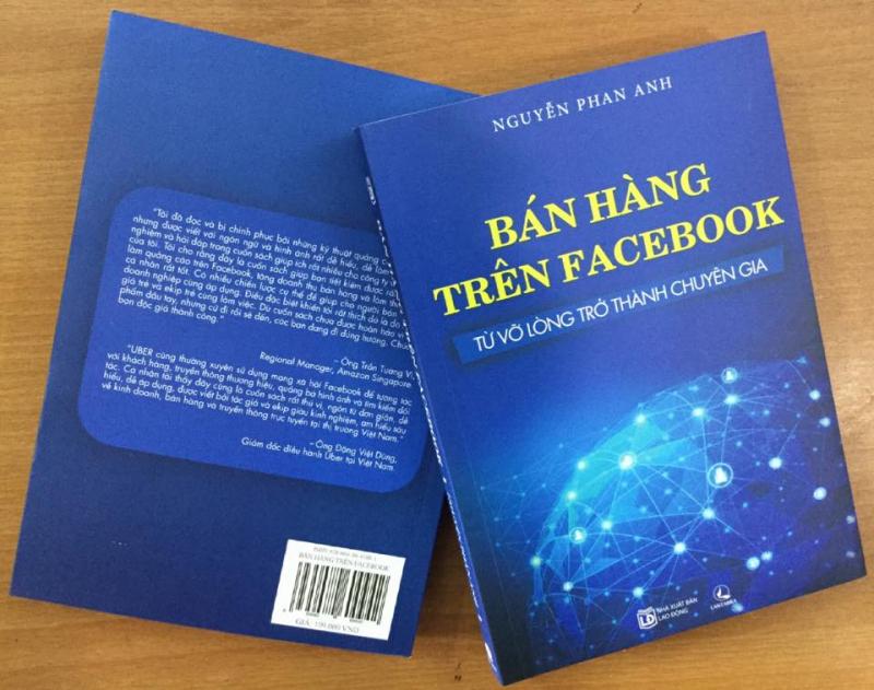 Bán Hàng Trên Facebook – Nguyễn Phan Anh