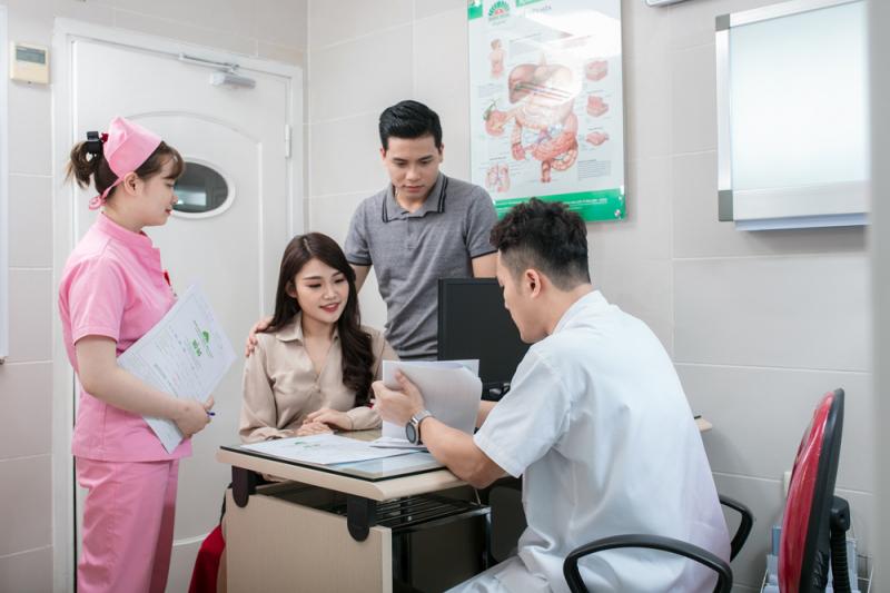 Bệnh viện đa khoa Quốc tế Hồng Ngọc