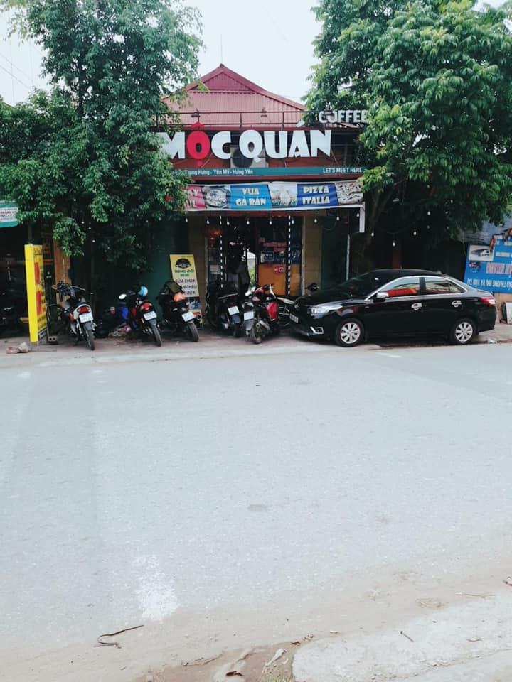 Coffee Mộc Quán Student