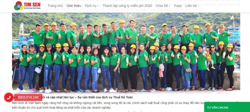 Công ty TNHH Tim Sen