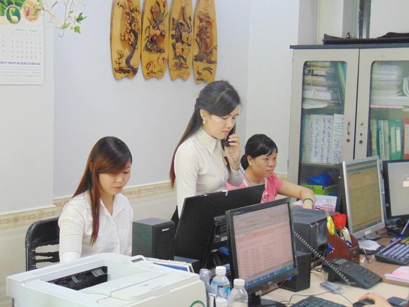 Công ty TNHH Tư vấn Kế toán Minh Khai