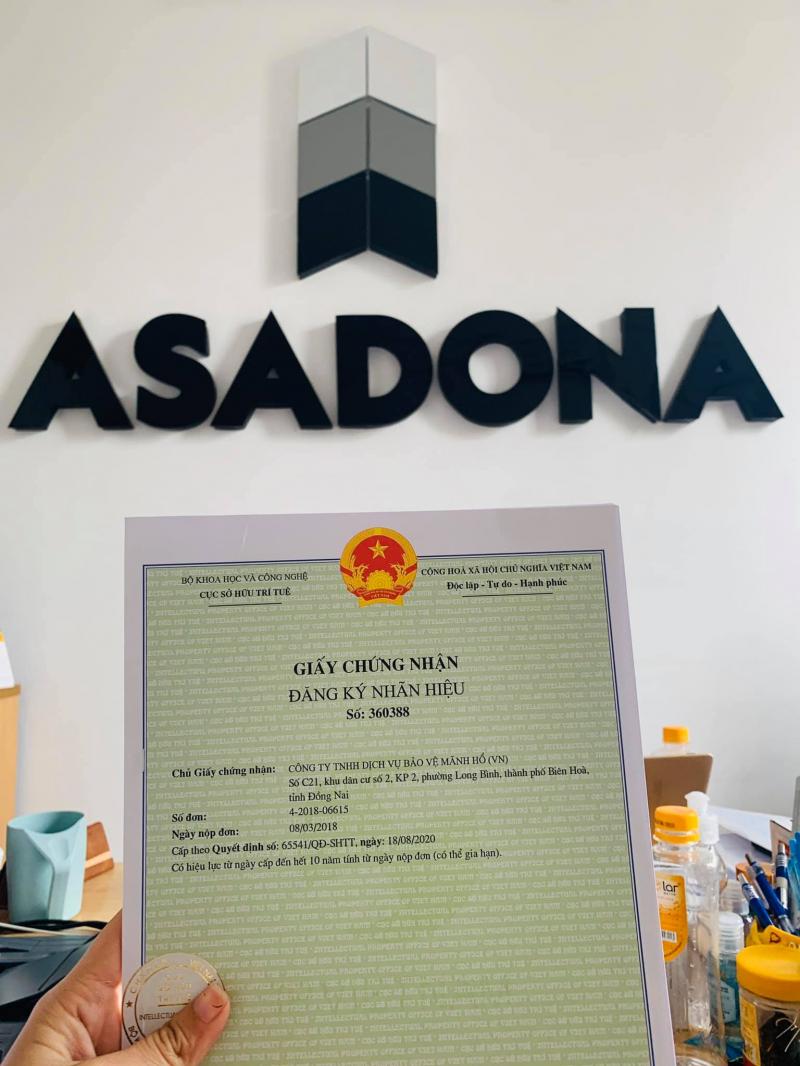 Công ty cổ phần đầu tư Asadona