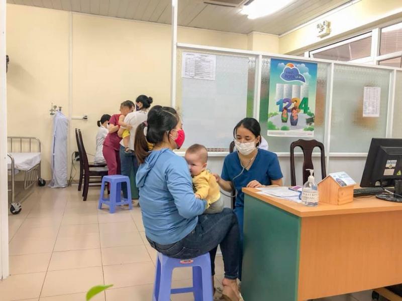 Đơn vị tiêm chủng - Bệnh viện Phụ sản -Nhi Đà Nẵng