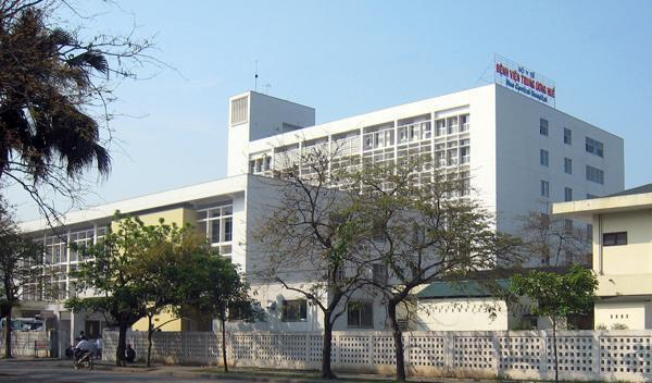 Đơn vị tiêm chủng Bệnh viện Trung ương Huế