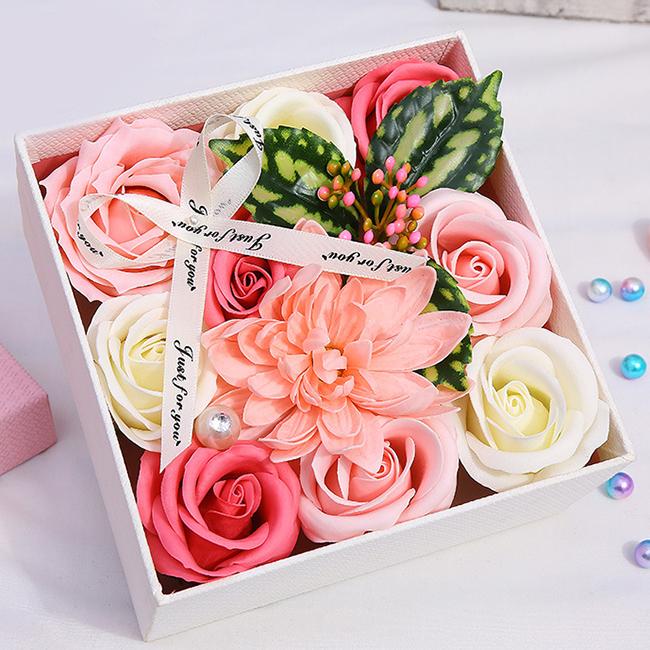 Giftset hoa sáp thơm