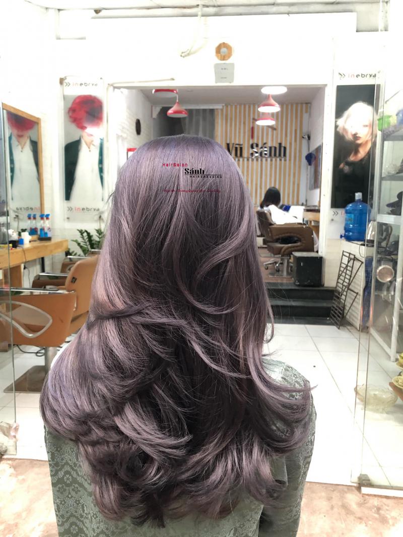 Hairsalon Vũ Sánh