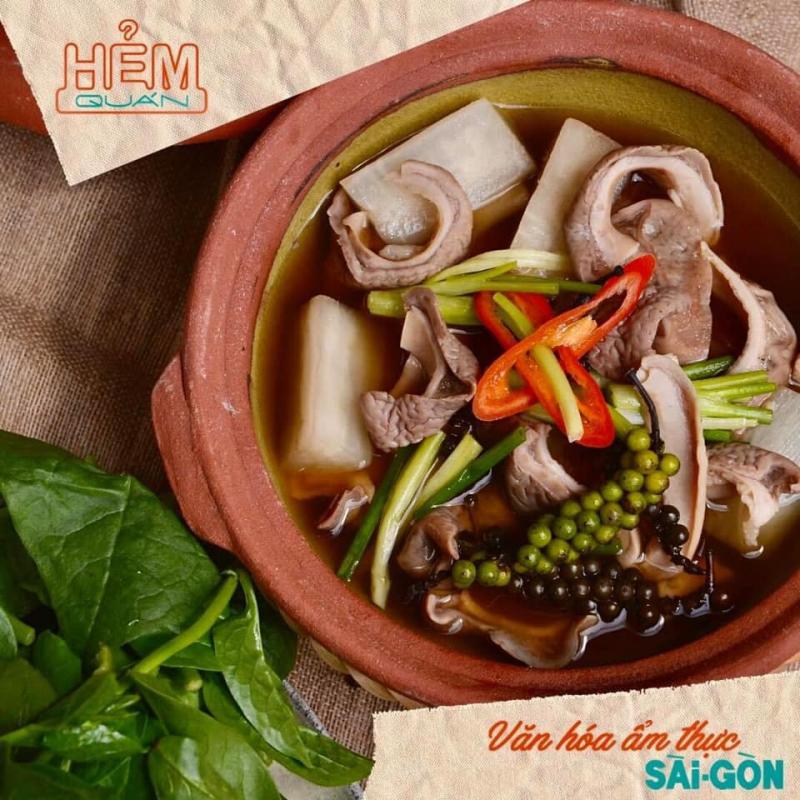 Hẻm Quán - Tuyên Quang