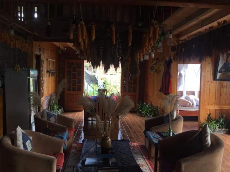 Hmong House Sapa