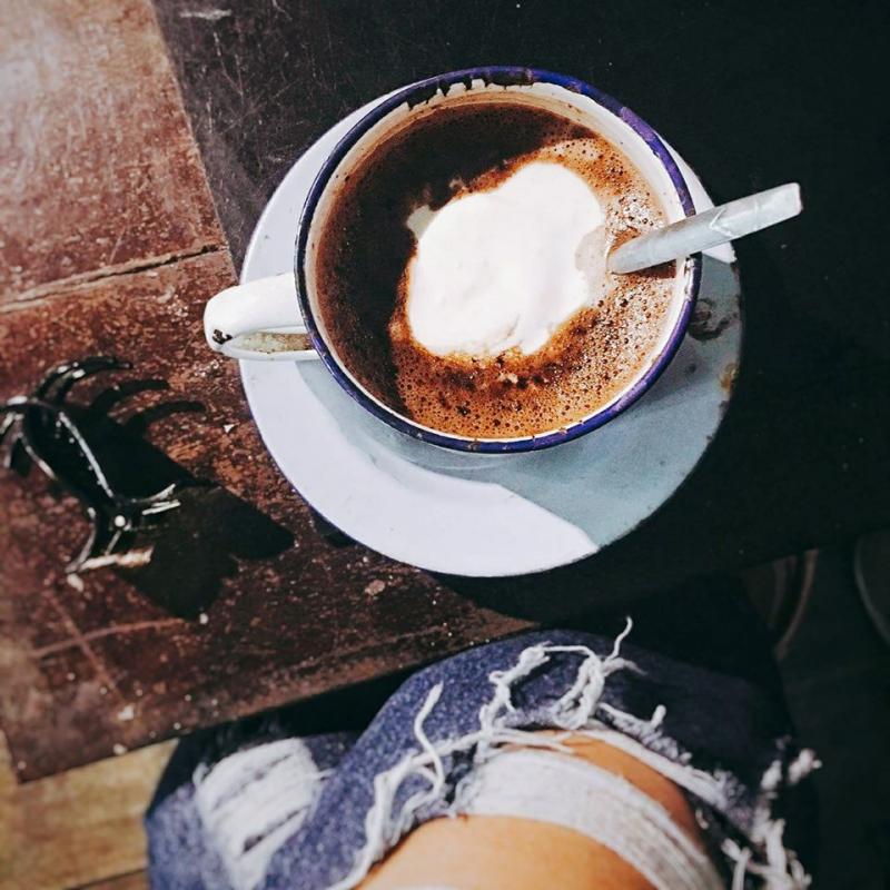 Hôm Cà phê