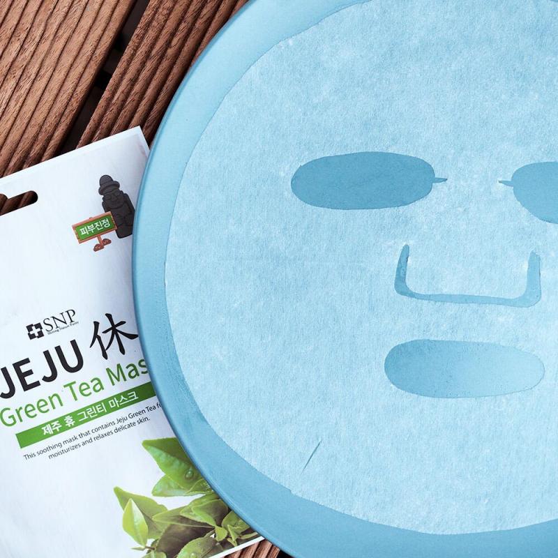 Mặt nạ trà xanh SNP