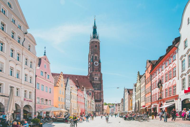 Munich, Đức