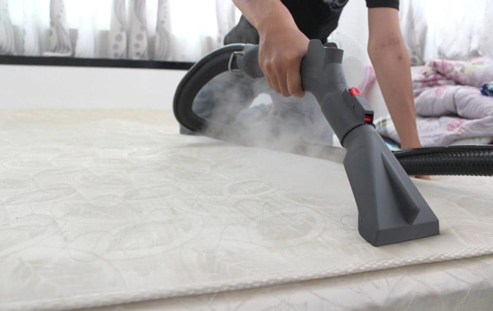 Nệm sau thời gian sử dụng cần được làm sạch