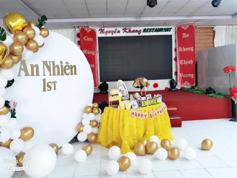 Nhà hàng Nguyên Khang Đà Lạt