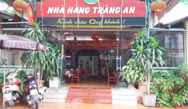 Nhà hàng Tràng An