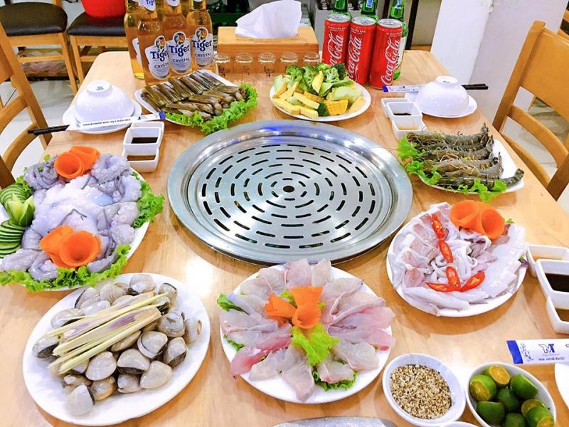 Nhà hàng lẩu hơi Hongkong Sanji