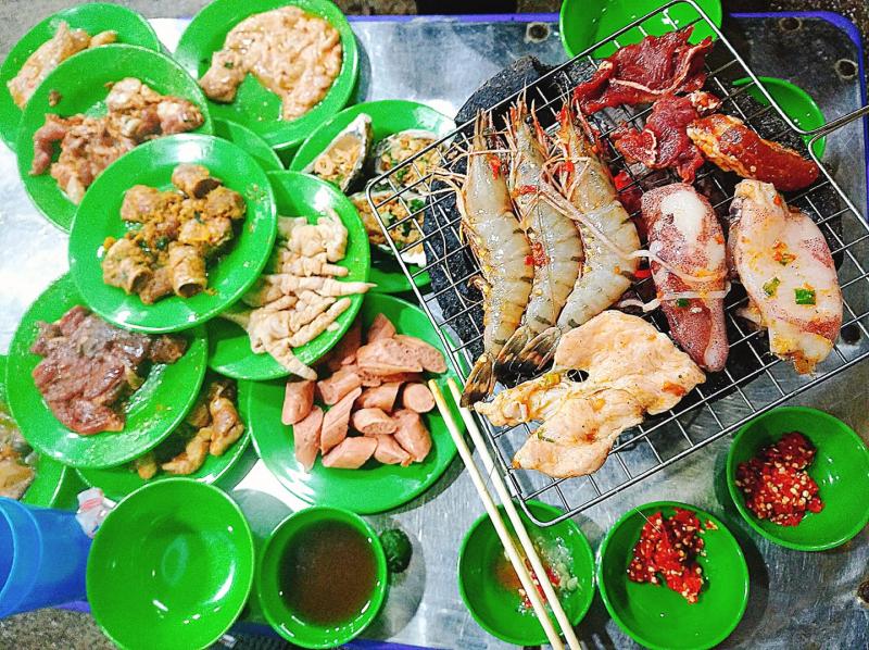 Nướng Lụi Hùng Beo