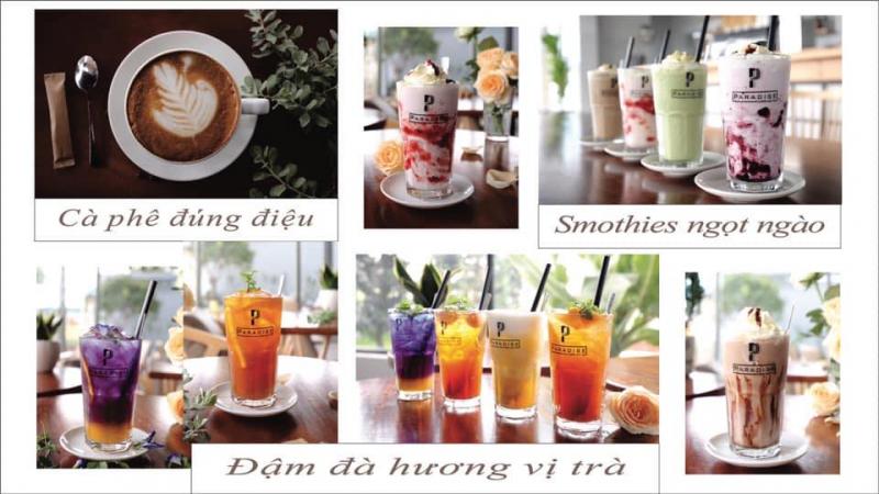 Paradise Coffee and Tea
