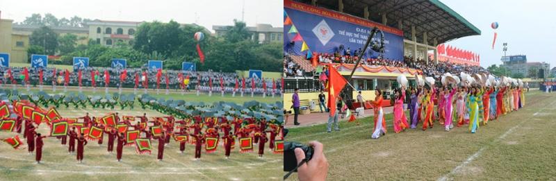 Sân vận động tỉnh Bắc Giang