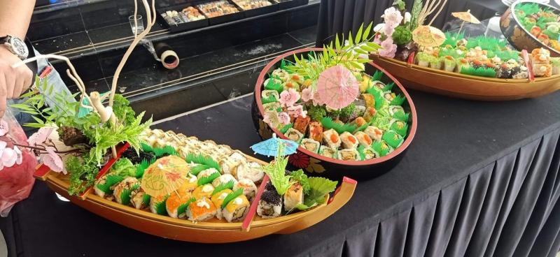 Thiên Du Sky Sushi