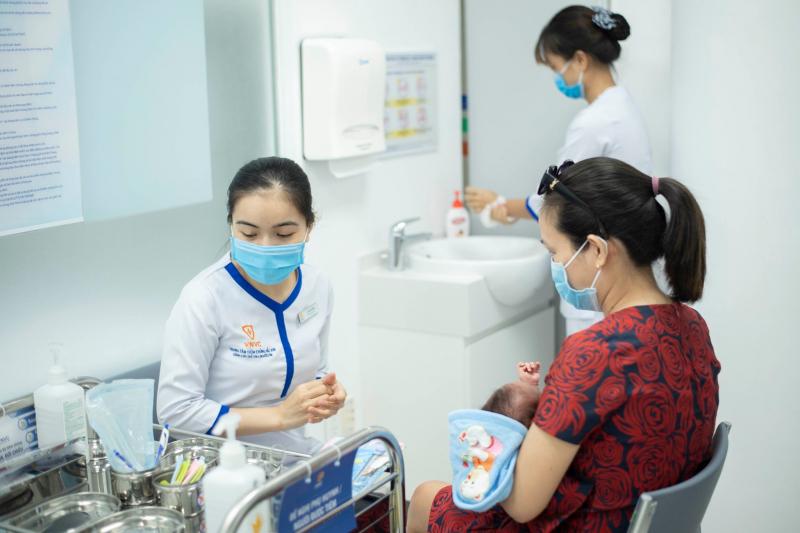 Trung tâm tiêm chủng vacxin VNVC