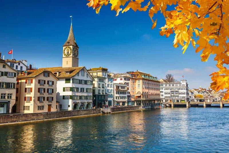 Zurich, Thụy Sĩ