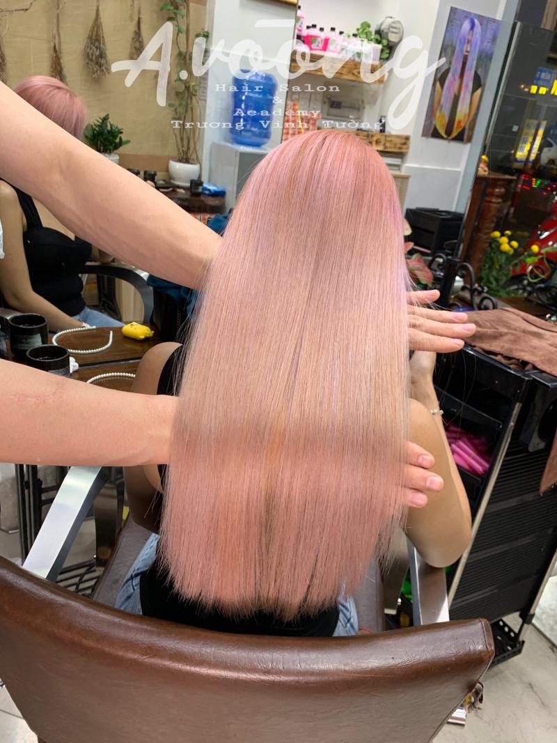 A Vòong Hair Salon & Academy