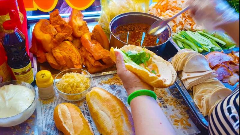 Bánh Mì Hẻm, Lê Văn Hiến