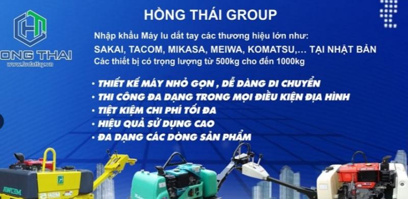 CTCP Đầu tư Hồng Thái