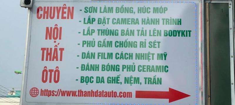 Công Ty TNHH TM Thành Đạt Nha Trang
