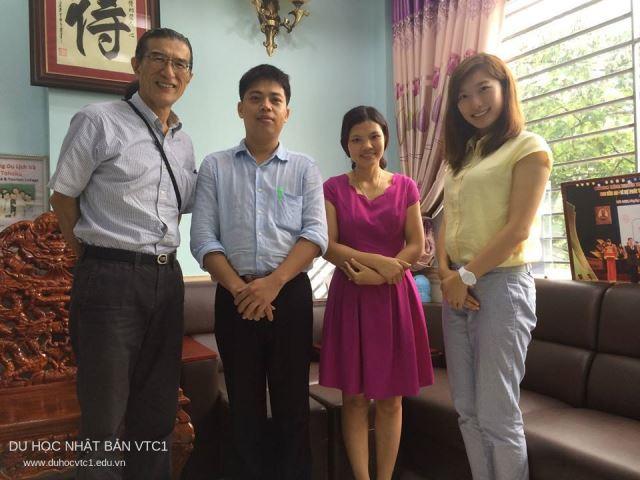 Công ty CPĐT Du học và hợp tác quốc tế VTC1