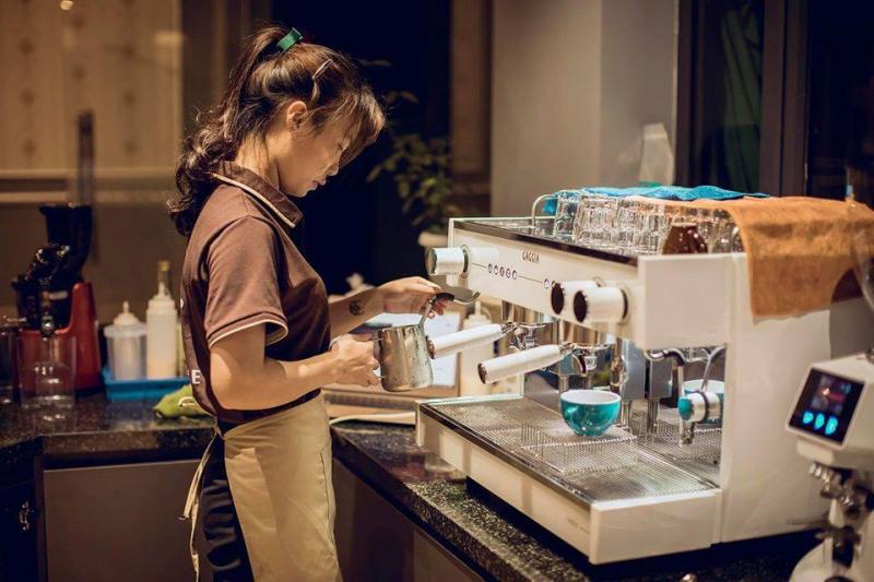 Công ty cà phê Việt - Best Barista